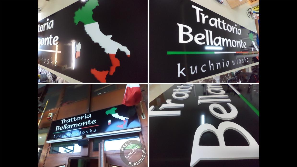 Tratorria Bellamonte